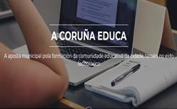 """""""CORUÑA EDUCA"""""""