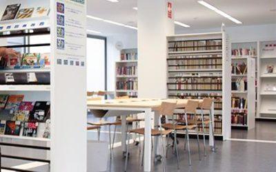 As bibliotecas municipais ofrecen cursos de inclusión dixital