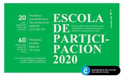 Escola de Participación 2020
