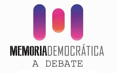"""Ciclo en liña """"Memoria democrática a debate"""""""