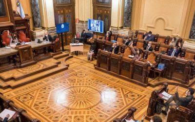 O Concello aproba unha ordenanza para o uso do galego