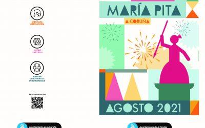 FESTAS MARIA PITA 2021
